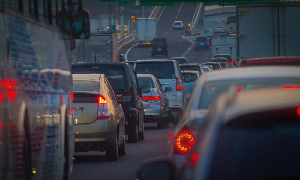 シルバーウィーク渋滞予測(中国道)2015