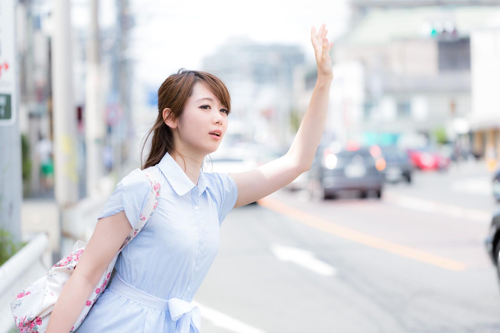 生田佳那がタクシーでアルバイト!どこでいつ乗れる?