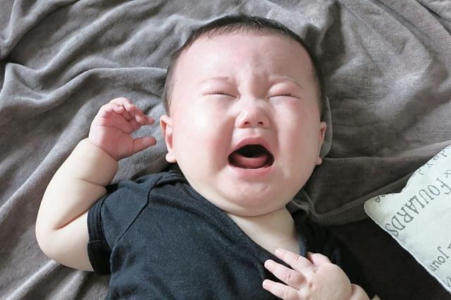 赤ちゃんのあせも!頭のあせもはこんなに簡単な方法で治そう!!