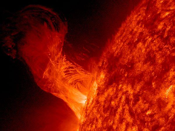 太陽フレアの影響の大きさ!地球へ影響を及ぼす太陽フレアとは?【最新情報】