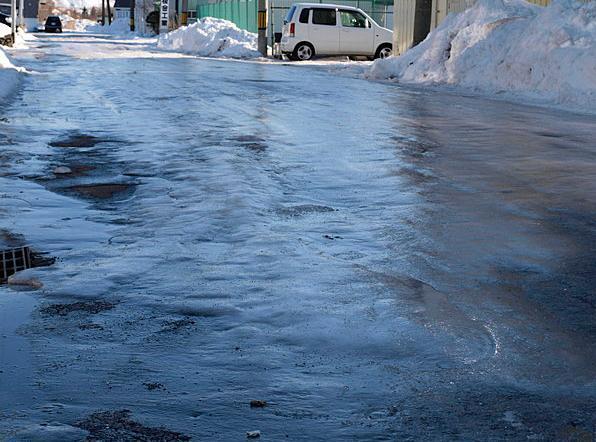 凍結情報まとめ東京(関東)と凍結のときの歩き方