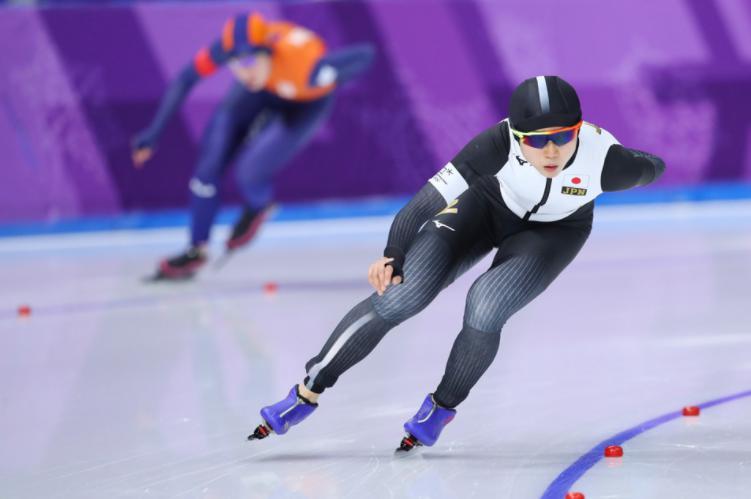 スピードスケート女子500mの日程と世界記録!【平昌オリンピック】