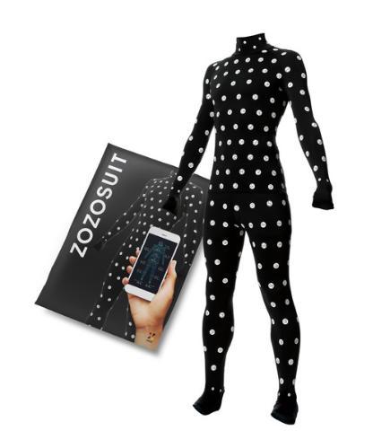 ゾゾスーツ(zozosuit)着てみた感想と使い方や計測結果でショックを受ける?