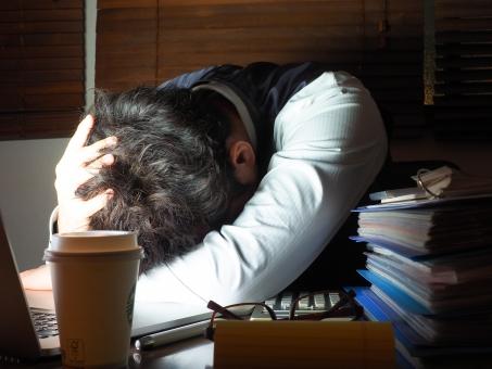 疲れやすい・眠い・だるい原因とは何なのか?その解消法とは?