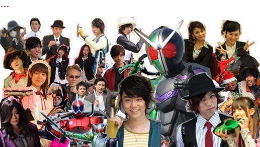 菅田将暉は仮面ライダーWで一躍有名に!昭和ライダーに似ている?