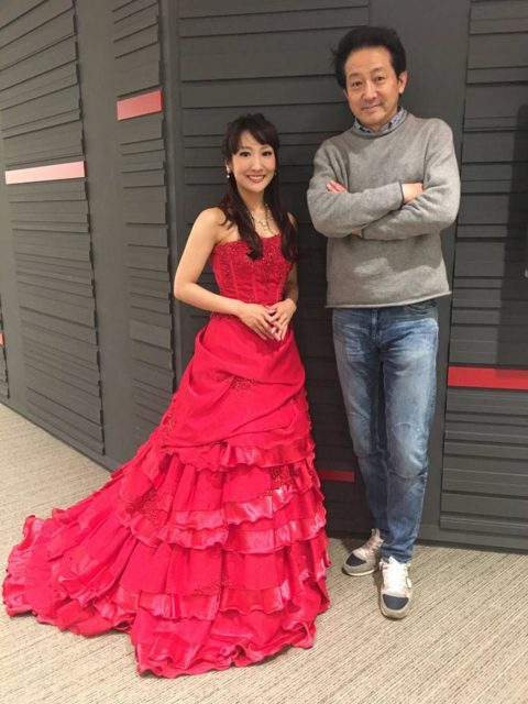 辰巳琢郎の娘、辰巳真理恵はオペラからクイズ番組までこなす才女!その経歴に迫る!