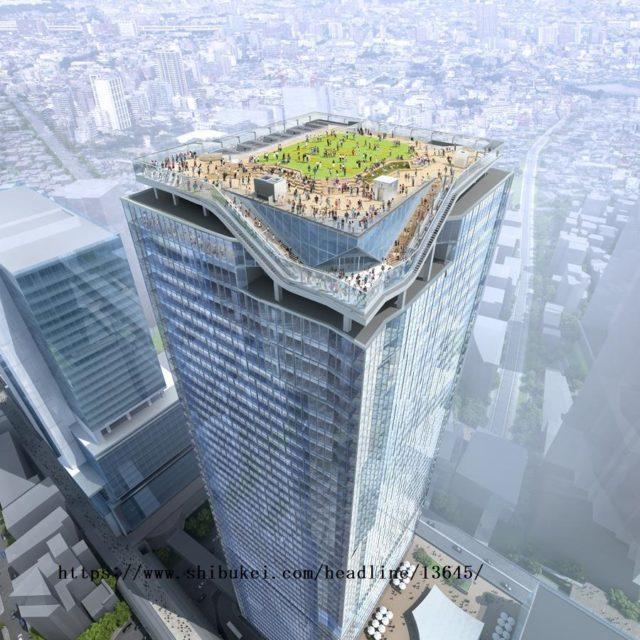 渋谷スクランブルスクエア東棟が2019年に開業!渋谷が生まれ変わる!