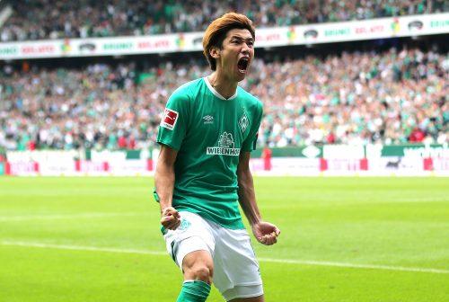 大迫勇也の太腿(太もも)ケガの原因と全治何か月?ワールドカップ予選での復帰は?