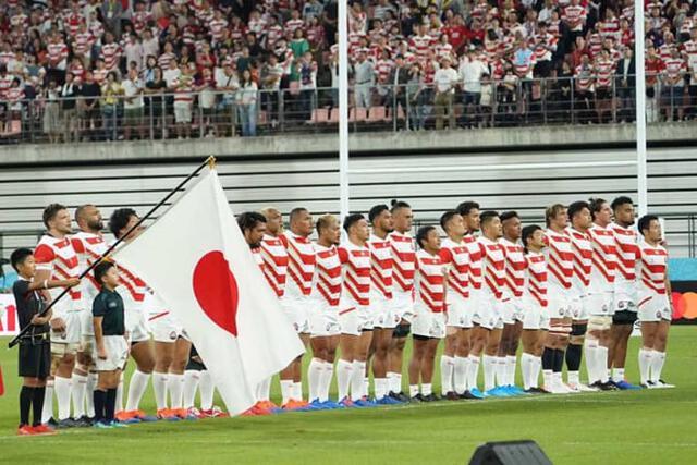 ラグビーワールドカップ2019の感動シーンまとめ【動画あり】